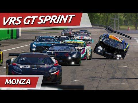 VRS Sprint Race at Monza!