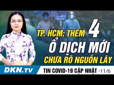 """Tin COVID-19 trưa 11/6: Ý kiến: Cách ly tập trung- nỗi lo """"lò ấp virus"""""""
