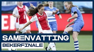 HIGHLIGHTS | Ajax Vrouwen - PEC Zwolle Vrouwen