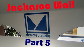 Jackaroo Wall Build Part 5 - Decimal Audio 15