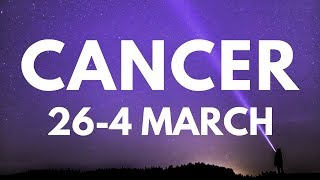 Cancer Look After #1! 26 February-4 March 2018 Weekly Tarot Reading