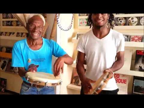 Gato Angola & Professor Paulinho do pandeiro em...