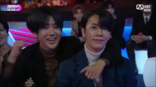 Video 171201 MAMA In Hongkong - Super Junior (슈퍼주니어) download MP3, 3GP, MP4, WEBM, AVI, FLV Februari 2018