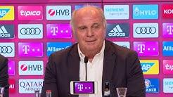 Hoeneß widerspricht Stoiber: Keine Zwistigkeiten mit Rummenigge
