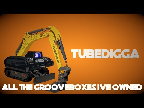 ALL THE GROOVEBOXES I'VE OWNED/2ND HAND BUYERS GUIDE