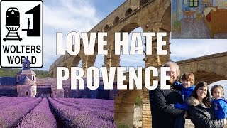 Visit Provence - 5 Things You Will Love & Hate about Provence, France thumbnail