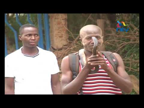 Snake sent by Ugandan witchdoctor 'apprehends' alleged thief