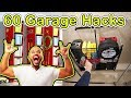 60 Garage Ideas and Hacks - HOME HACKS