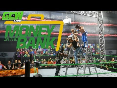 GCW Money in the Bank 17 FULL SHOW | WWE Figures