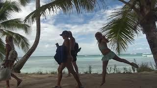 Доминикана Остров Саона, рай на земле