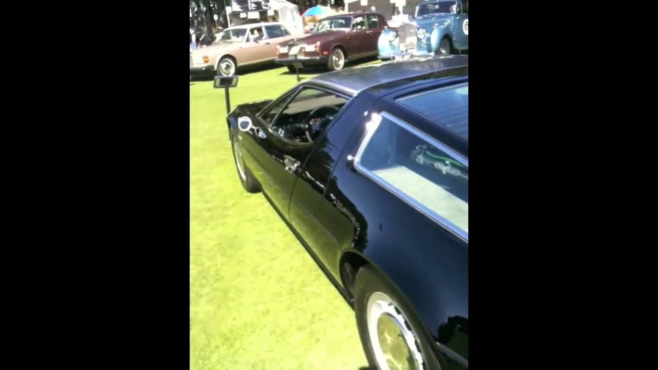 1973 Maserati Bora - YouTube