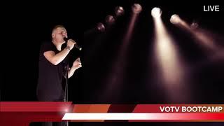 Ethan Bowen | Dancing On My Own | VOTV Season 13 | Bootcamp