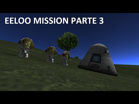 [ITA] Kerbal Italia Space Program #63: Eeloo mission parte 3