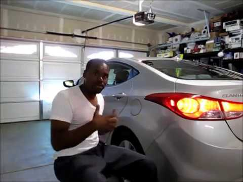 2013 Hyundai Elantra Walk Around And Review