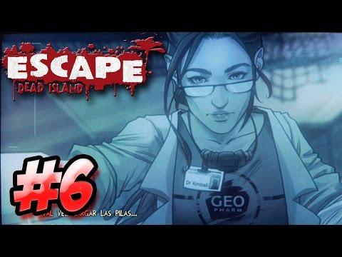 ESCAPE DEAD ISLAND | El poblado del personal | Gameplay comentado | #6