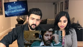 Dhruva Natchathiram Teaser Reaction | Chiyaan Vikram | Gautham Vasudev Menon