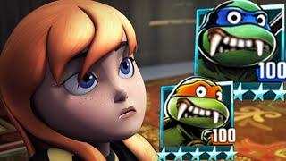 Classic'n'Monster Teams - Teenage Mutant Ninja Turtles Legends