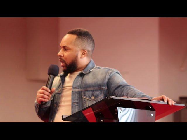 Promotion -Pastor Joseph Bryan