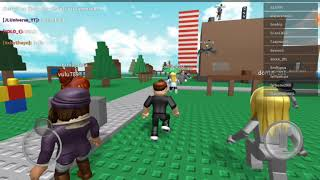 Playing roblox with JL Universe and his friends