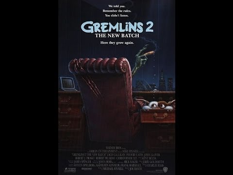 Joe Dante | Gremlins 2 (1990) | Behind The Screams