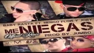 Baby Rasta & Gringo Ft. Ñengo Flow Y Jory Boy - Me Niegas (Official Remix) | DALE ME GUSTA