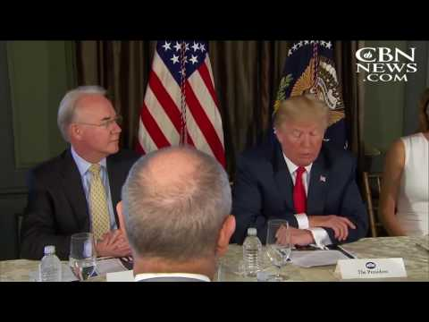 President Trump Declares War on Opioid Epidemic