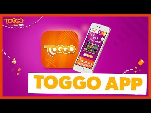Toggo.de Video App - jetzt kostenlos downloaden