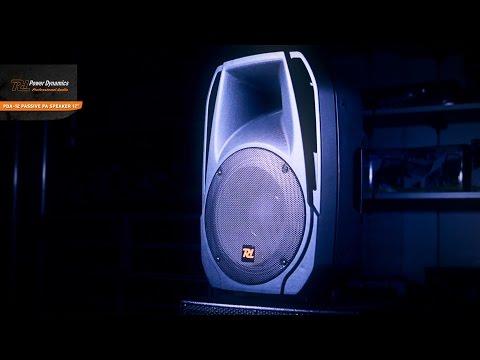 "Power Dynamics PDA-12 Passive PA Speaker 12"" / 1200W 178.207"