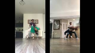 Vidéo de l'Atelier Danse de Seb et Sandra à Mâcon : BPBP ( duos Sandra/Seb, Hanna/Antho )