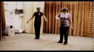 Видео урок танца на флэшмоб