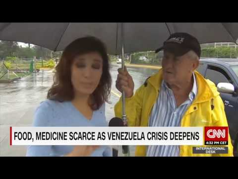 Venezuela destroyed for finding out who the Devil is!