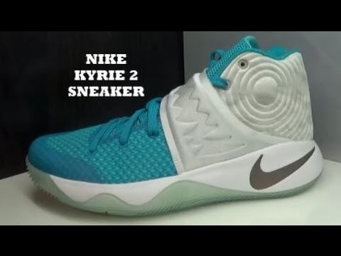 newest collection 03ea2 a0619 Nike Kyrie 2 Abominable Snowman Christmas Sneaker With Dj Delz