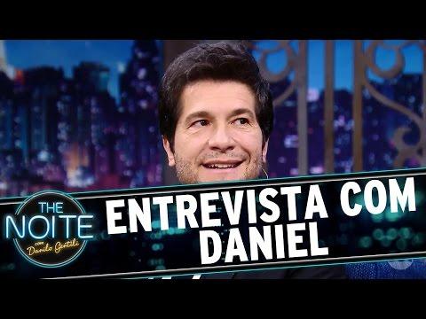 The Noite (17/10/16) - Entrevista com Daniel