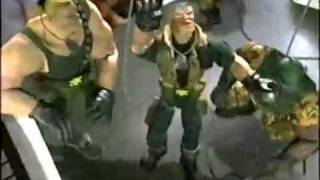 1998 Burger King Small Soldiers
