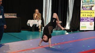 I Krajowy Turniej Gimnastyki w Ostrołęce
