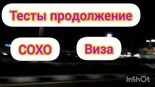 Шарм эль Шейх 2020 сентябрь Тесты продолжение Сохо Виза