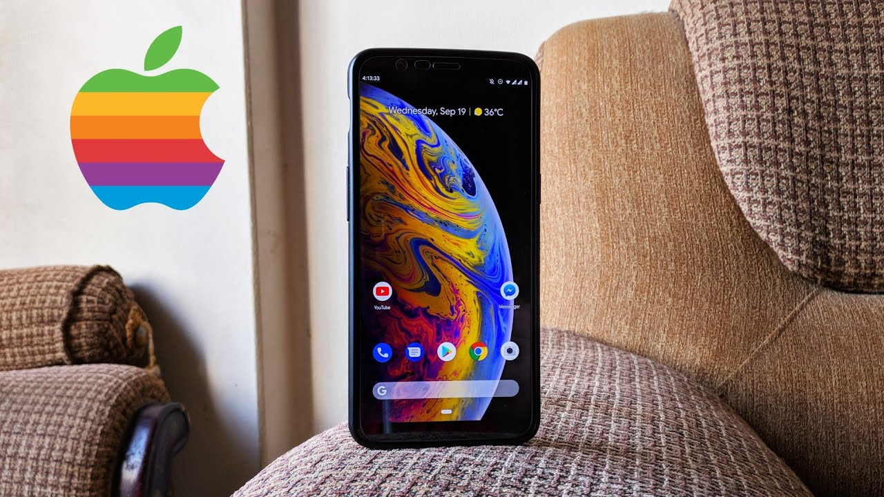 How To Get Iphone Xs Xs Max Live Wallpaper On Any Android Device