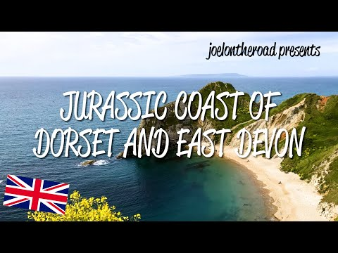 Jurassic Coast of Dorset and East Devon - UNESCO World Heritage Site
