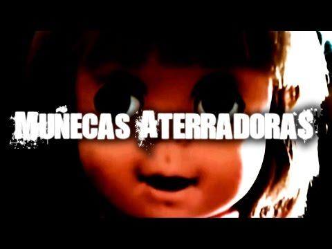 MUÑECAS ATERRADORAS