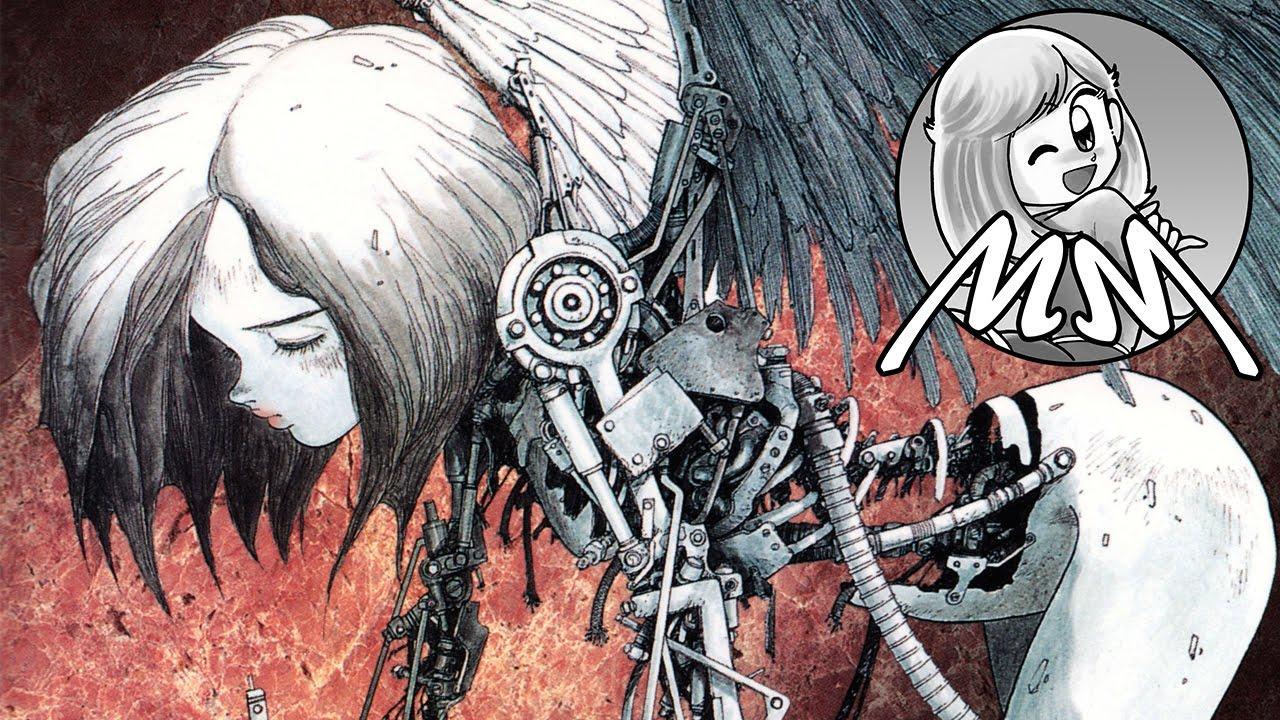 Battle Angel Alita - Leer Manga En Linea Gratis Español