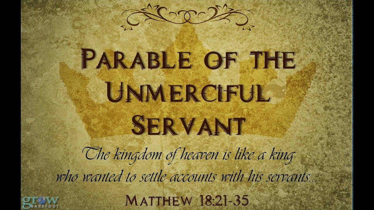 Meaning of parable of talents - 025 What Is The Meaning Of The Parable Of The Unforgiving Unmerciful Servant