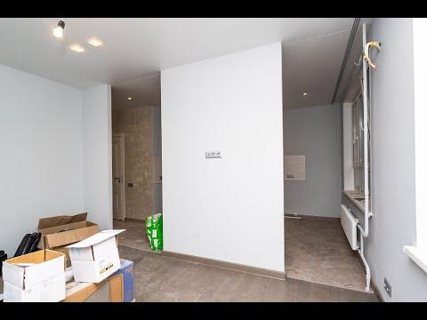 Капитальный ремонт квартиры-новостройки свободной планировки, 55 кв.м.