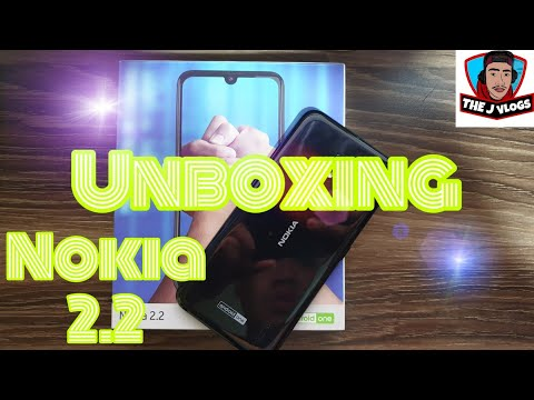 Nokia 2.2 Unboxing| Quick Look| Philippines|