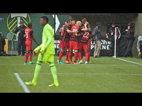 Portland Timbers 2, Philadelphia Union 1   Match Highlights