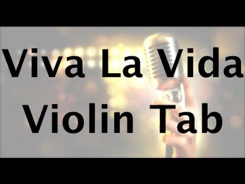 Learn Viva La Vida on Violin - How to Play Tutorial