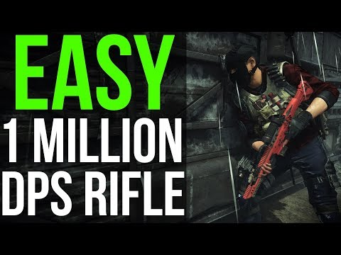 The Division 2 Rifle Build: How to Get Amazingly High DPS Easily