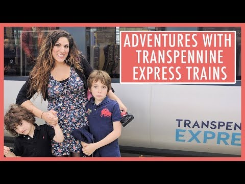 Vlog: Tour of the North with TransPennine Express Trains #Ad