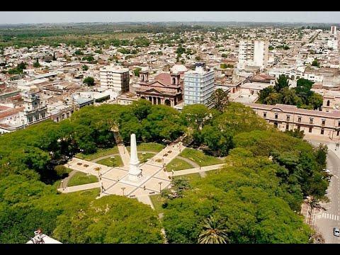 Plaza General Francisco Ramírez. Ecotur.cdu (Concepción Del Uruguay, Entre Rios, Argentina)