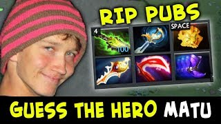 Guess the hero — RIP PUBS by Matumbaman