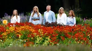 Het meest volledige verslag van het gesprek met koning Willem-Alexander en koningin Máxima